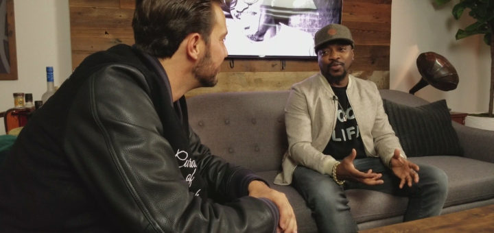 Anthony Hamilton Nick Huff Barili Interview Hard Knock TV Grammys