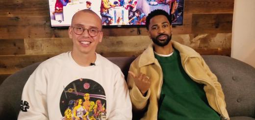 Logic Big Sean Nick Huff Barili Hard Knock Tv Interview
