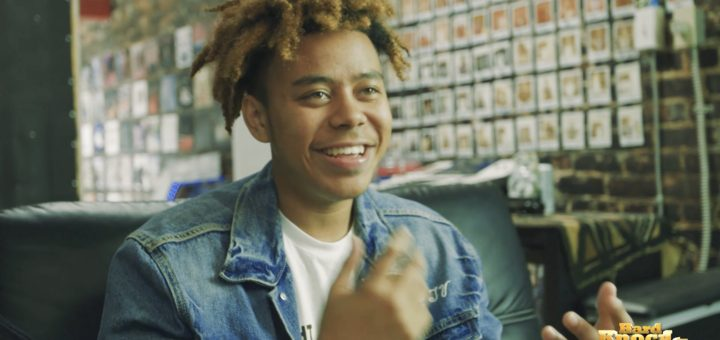 YBN Cordae Interview Nick Huff Barili Hard Knock TV