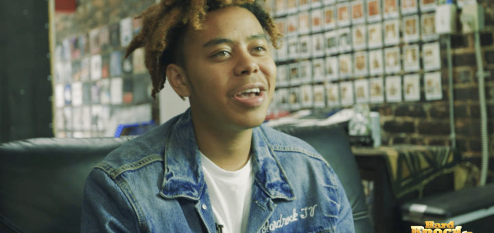 Cordae Hard Knock TV Interview
