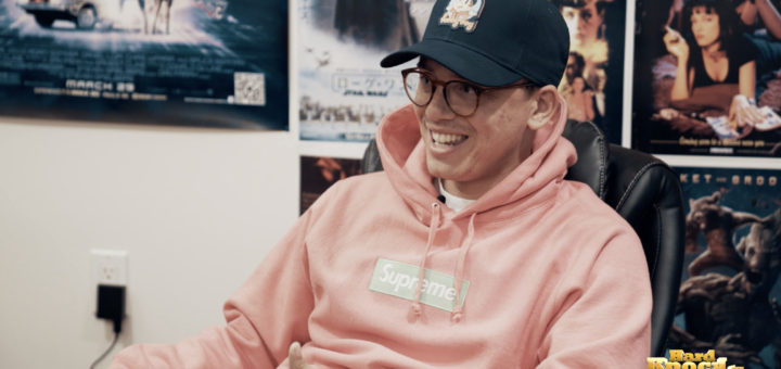 Logic YSIV Interview Nick Huff Barili Hard Knock TV