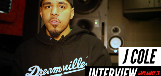 J cole Interview Nick Huff Barili Hard Knock TV