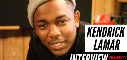 Kendrick Lamar Interview Nick Huff Barili Hard Knock TV
