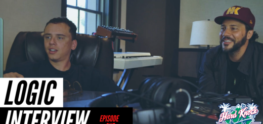 Logic Nick Huff Barili Interview No Pressure
