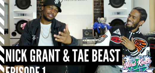 Nick Grant Tae Beast Interview Hard Knock TV