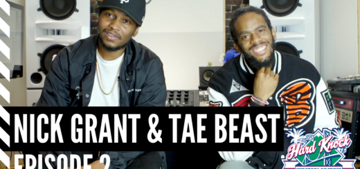 Nick Grant Tae Beast Interview Nick Huff Barili Hard Knock TV