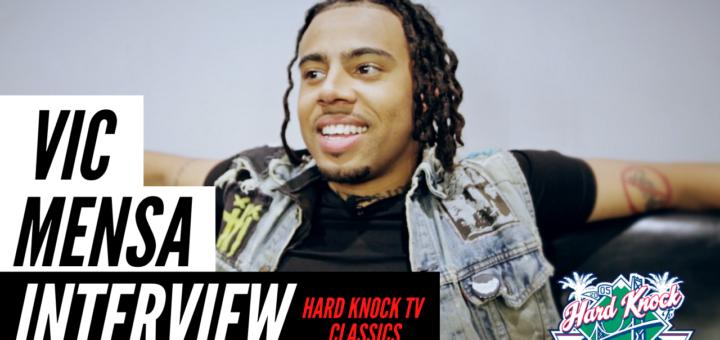 Vic Mensa Interview Hard Knock TV