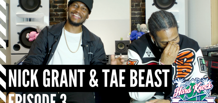 Nick Grant & Tae Beast Interview