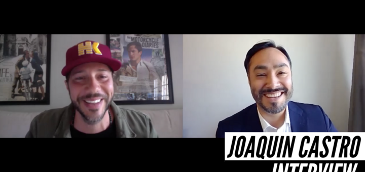 Joaquin Castro Interview Nick Huff Barili