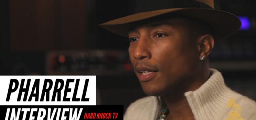 Pharrell Interview Nick Huff Barili